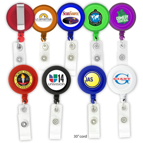 Retractable Badgeholder
