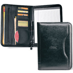 Deluxe Executive Vintage Leather Padfolio