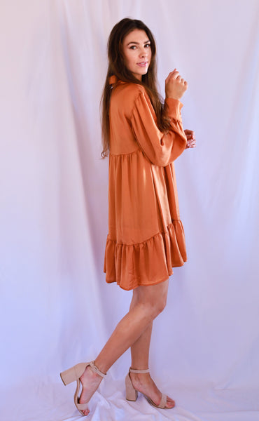 Tiered Ruffle Tunic