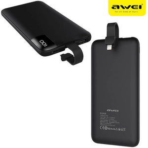 Power Bank AWEI-P67K 10000 mAh