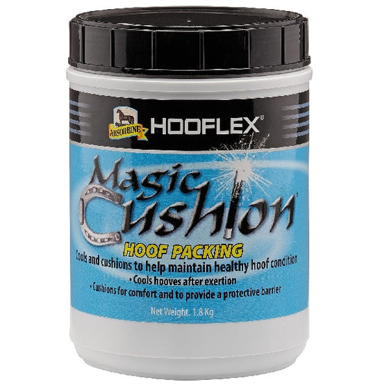 Absorbine Hooflex Magic Cushion 4lbs - TATO'S MALLETS