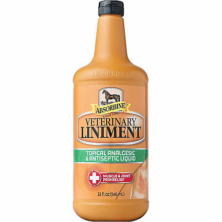 Absorbine Veterinary Liniment - TATO'S MALLETS