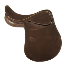 American Polo Saddle - Suede - TATO'S MALLETS