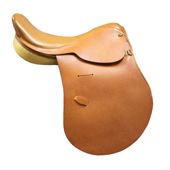 American Polo Saddle - Leather - TATO'S MALLETS