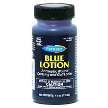 Farnam Blue Lotion 4oz - TATO'S MALLETS