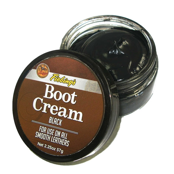 Fiebing Boot Cream Polish 2.5oz - TATO'S MALLETS
