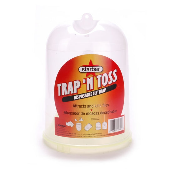 Trap N Toss Fly Trap - TATO'S MALLETS