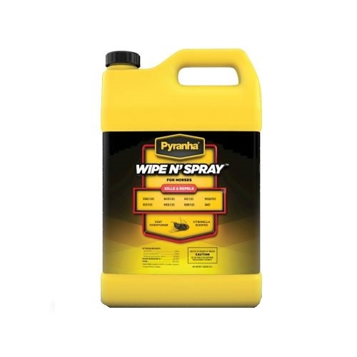 Pyranha Wipe N' Spray - 1 Gallon - TATO'S MALLETS
