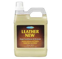 Leather New Deep Conditioner & Restorer 32oz - TATO'S MALLETS