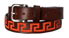 Polo Belt - Greek Tangerine - TATO'S MALLETS