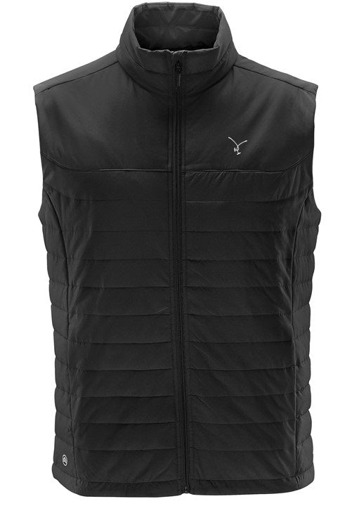 Men's Quilted Vest - TATO'S MALLETS