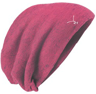 Heather Pink Beanie - TATO'S MALLETS