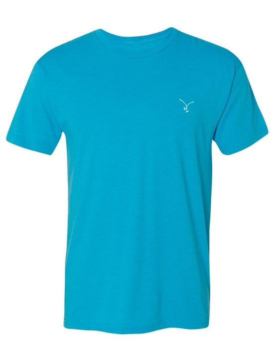 The Everyday Tee - Sky Blue - TATO'S MALLETS