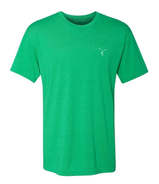 The Everyday Tee - Vintage Green - TATO'S MALLETS