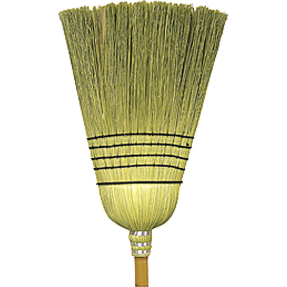 CORN & RATTAN BROOM - TATO'S MALLETS