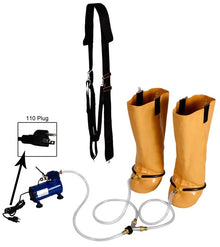 Whirlpool Therapy Boots with Compressor - TATO'S MALLETS