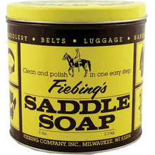Fiebing's Saddle Soap 5lbs - TATO'S MALLETS