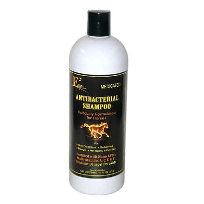 E3 Medicated Antibacterial Shampoo 16oz - TATO'S MALLETS