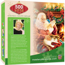 Masterpieces Holiday Glitter Christmas Dreams 500 Piece Jigsaw Puzzle - Get Puzzled