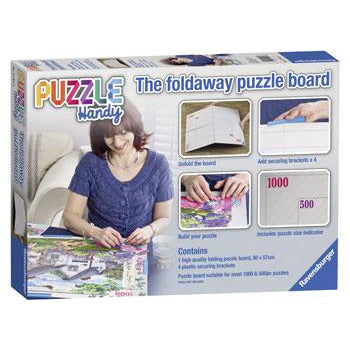 Ravensburger - Puzzle Handy Storage - Get Puzzled