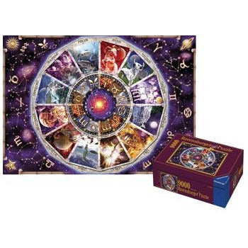 Ravensburger Astrology Puzzle 9000 Piece Jigsaw Puzzle - Get Puzzled