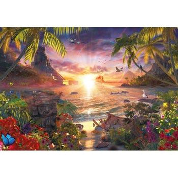 Ravensburger Heavenly Sunset Puzzle 18000 Piece Jigsaw Puzzle - Get Puzzled
