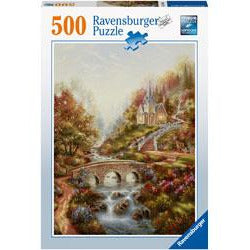 Ravensburger The Golden Hour 500 Piece Jigsaw Puzzle - Get Puzzled
