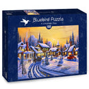 Bluebird A Christmas Story 1500 Piece Jigsaw Puzzle - Get Puzzled