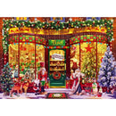 Bluebird Festive Shop 1000 Piece Jigsaw Puzzle - Get Puzzled