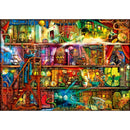 Bluebird The Fantastic Voyage 1000 Piece Jigsaw Puzzle - Get Puzzled