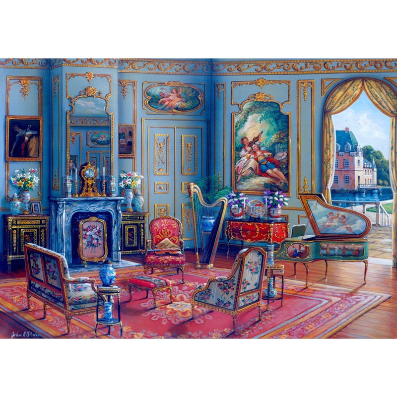 Bluebird The Music Room 1000 Piece Jigsaw Puzzle - Get Puzzled