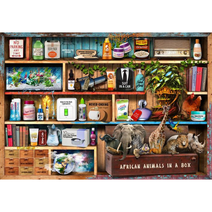Funbox But You Can Only Buy One Puzzle 1,000 Piece Jigsaw Puzzle - Get Puzzled