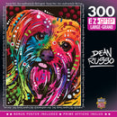 Masterpieces Dean Russo Fancy Girl Ez Grip Puzzle 300 Piece Jigsaw Puzzle - Get Puzzled