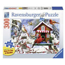 Ravensburger The Lodge Puzzle 300 Piece Large Format Jigsaw Puzzle - Get Puzzled