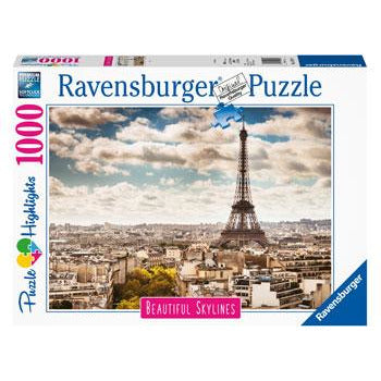 Ravensburger Paris 1000 Piece Jigsaw Puzzle - Get Puzzled