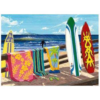 Ravensburger Hang Loose Puzzle 500 Piece Jigsaw Puzzle - Get Puzzled