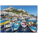 Ravensburger Colourful Marina Puzzle 500 Piece Jigsaw Puzzle - Get Puzzled