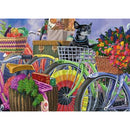 Ravensburger Bicycle Group 300 Piece Large Piece Jigsaw Puzzle - Get Puzzled