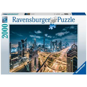 Ravensburger View of Dubai 2000 Piece Jigsaw Puzzle - Get Puzzled