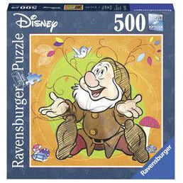 Ravensburger Disney Sneezy 500 Piece Square Jigsaw Puzzle - Get Puzzled