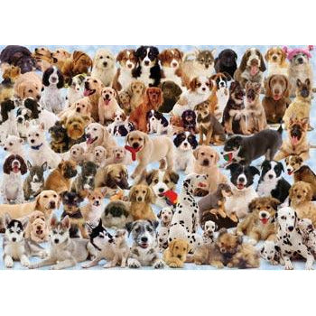 Ravensburger Dogs Galore! Puzzle 1000 Piece Jigsaw Puzzle - Get Puzzled