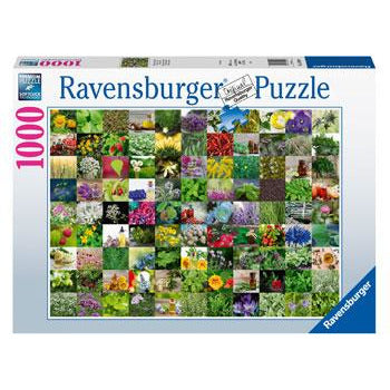 Ravensburger 99 Herbs and Spices 1000 pieces - Get Puzzled