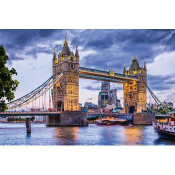 Ravensburger Looking Good, London! 3000 Piece Jigsaw Puzzle - Get Puzzled