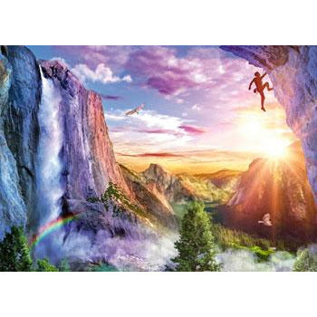 Ravensburger Climber's Delight 1000 Piece Jigsaw Puzzle - Get Puzzled