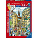 Ravensburger Paris 925 Piece Jigsaw Puzzle - Get Puzzled