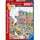 Ravensburger Groningen Netherlands 1000 Piece Jigsaw Puzzle - Get Puzzled