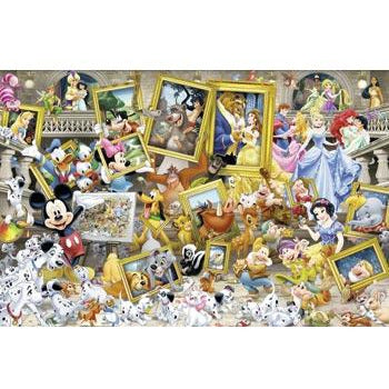 Ravensburger Disney Favourite Friends Puzzle 5000 Piece Jigsaw Puzzle - Get Puzzled