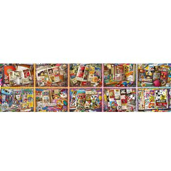 Ravensburger - Disney Mickey Through the Years 40320 piece Jigsaw puzzle - Get Puzzled