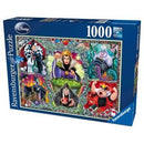 Ravensburger Disney Wicked Women Puzzle 1000 Piece Jigsaw Puzzle - Get Puzzled
