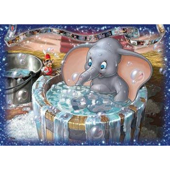Ravensburger Disney Moments 1941 Dumbo 1000 Piece Jigsaw Puzzle. - Get Puzzled